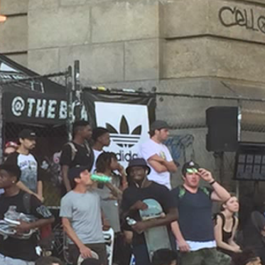 Adidas Skate Copa 2015 in NYC