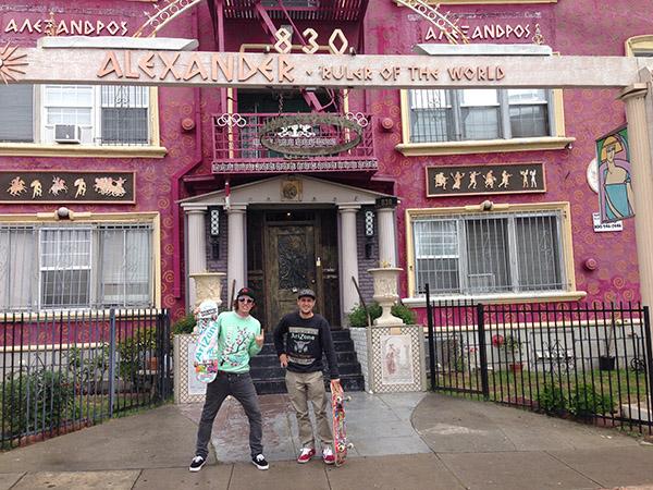 18 - JZ RadicaL and Dave Davis - Hollywoodsm