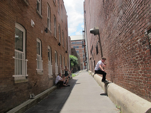 20 - Cmart hits an alleyway 50-50 in Knoxvillesm