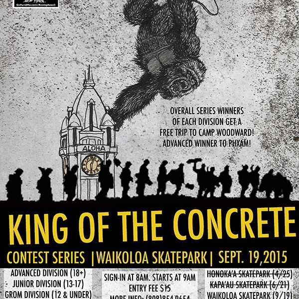 King of the Concrete