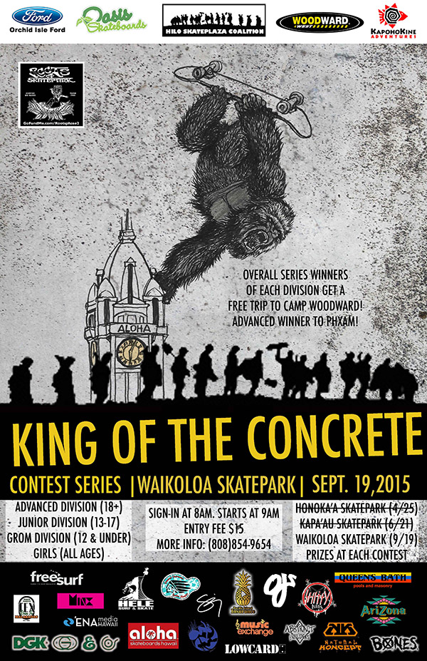 7 - King of the Concetesm