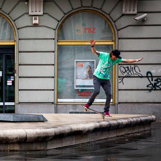 JZ Radical nose manny in Zagreb, Croatia