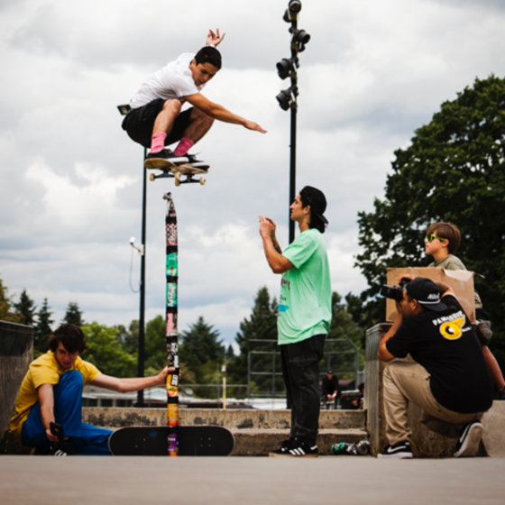 Sizzlin' Summer Tour x Transworld Come Up Tour stop 6 – Battle Ground, WA