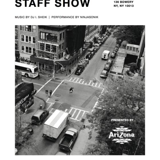 TWS x AZ New York City Gallery Show