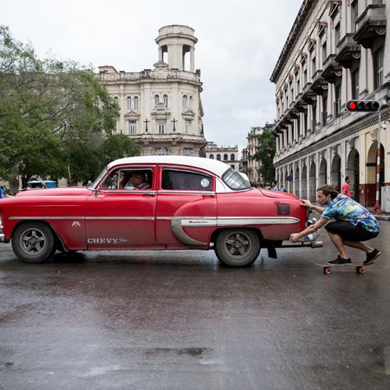 Amigo Skate Cuba Trip